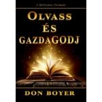 Don Boyer - Olvass és gazdagodj