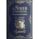 Napoleon Hill - A siker törvénye tizenhat leckében III. kötet