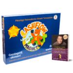 CashFlow Magnet, ajándék Robert T. Kiyosaki könyvvel