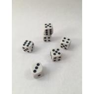 6 darabos varázs dobókocka készlet