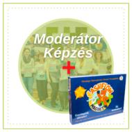 CashFlow Mágnes Moderátor Képzés, plusz CashFlow Magnet