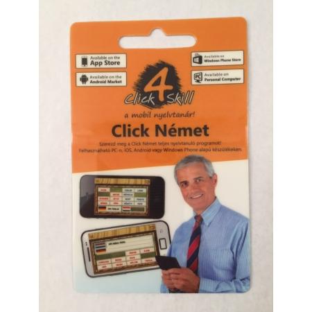 Click4Skill - Német