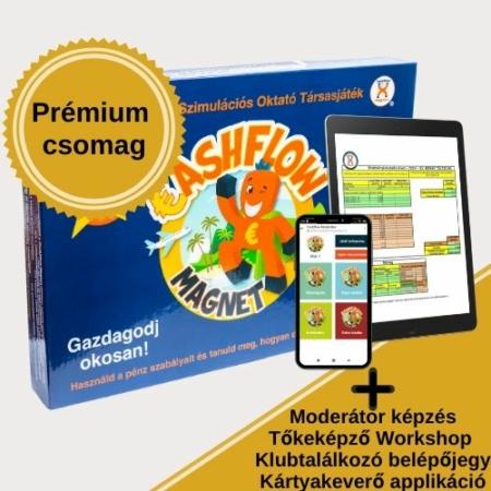 CashFlow Magnet - Prémium csomag
