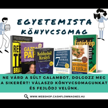 Egyetemista könyvcsomag