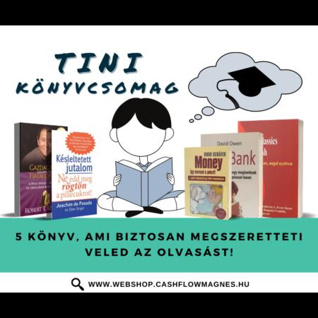 Tini könyvcsomag